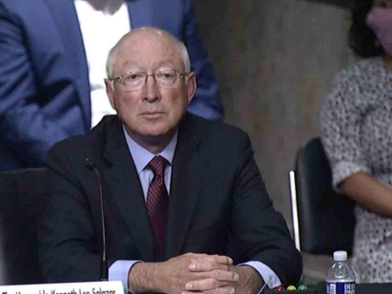 Ken Salazar, nominado como embajador de EU en México