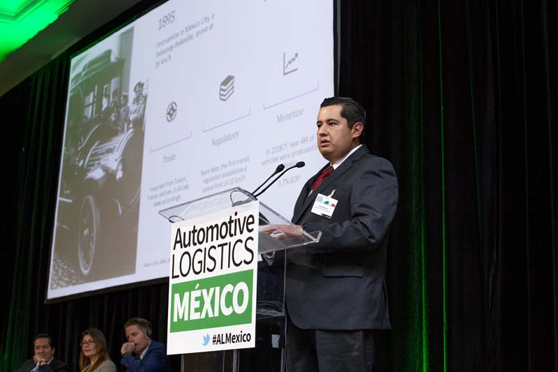 Automotive Logistics 2019